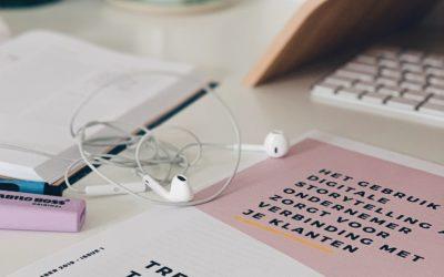 Het gebruik van digitale storytelling als ondernemer zorgt voor verbinding met je klanten