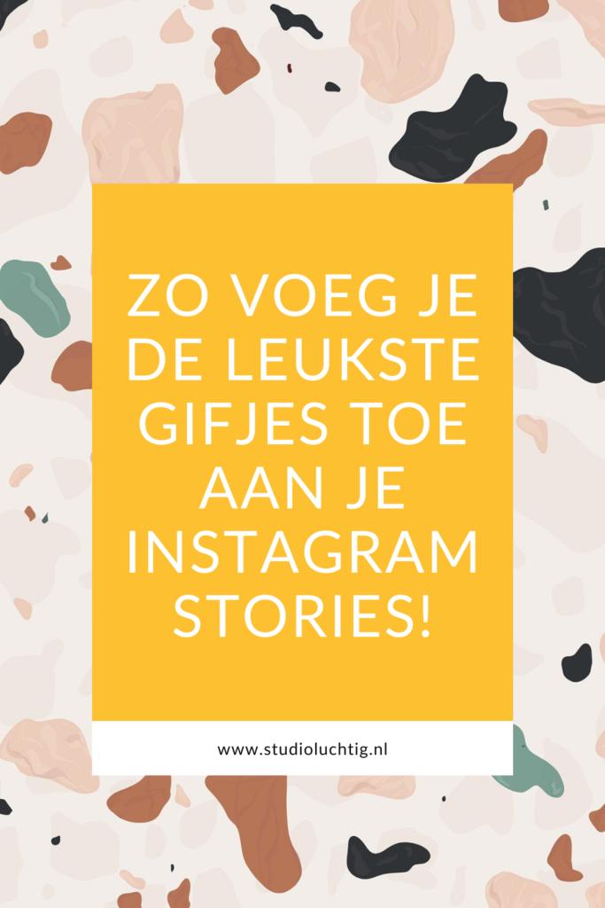 5x de leukste gifjes voor op Instagram